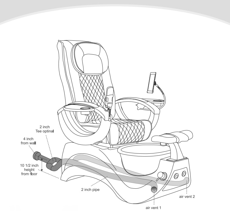 Pedicure Chairs For Sale At Wholesale Prices
