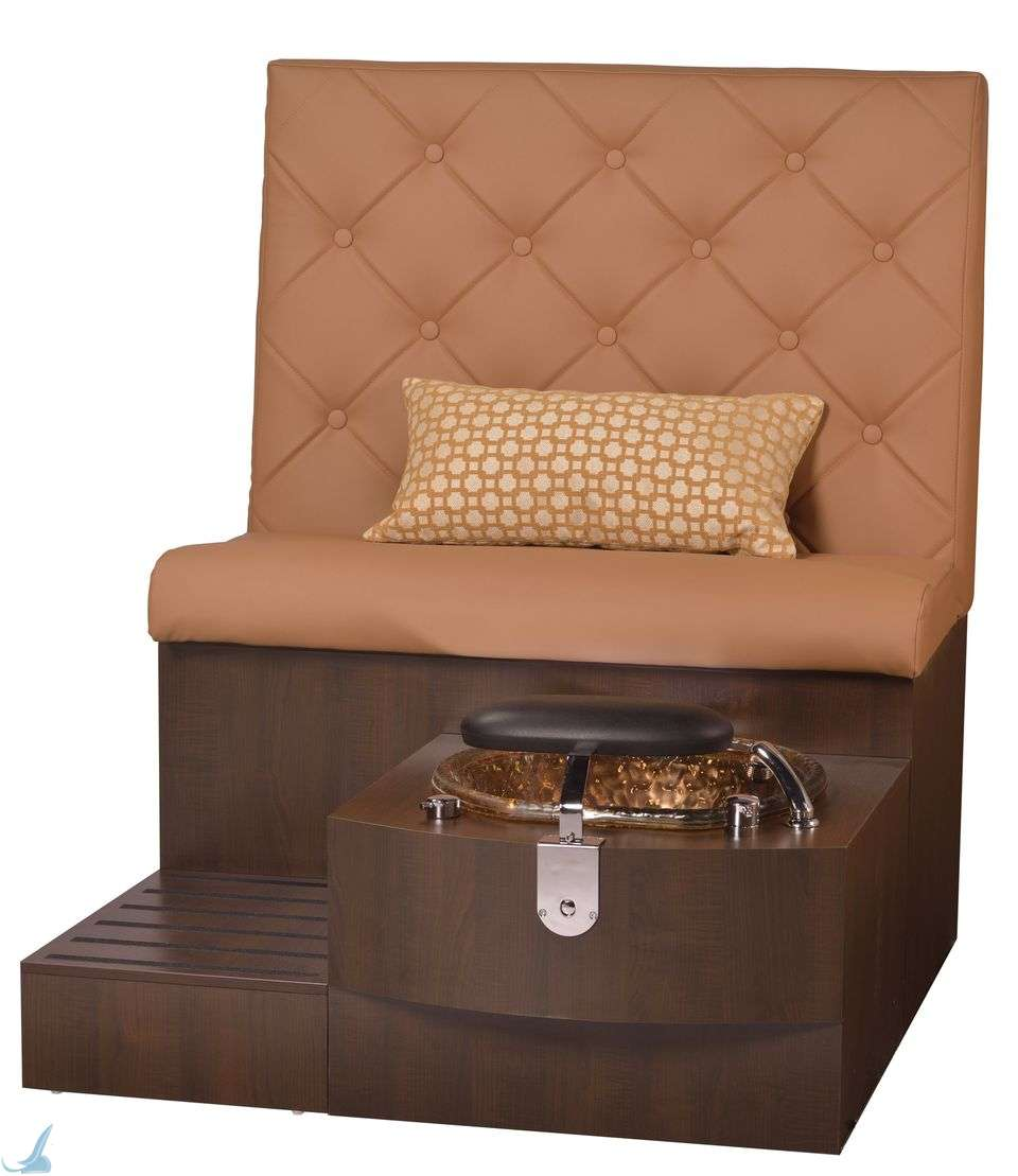Kimberly 174 Pedicure Bench Ovationspas Benches