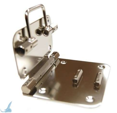 J Amp A Spa Pedicure Footrest Mechanism For Toepia Gx