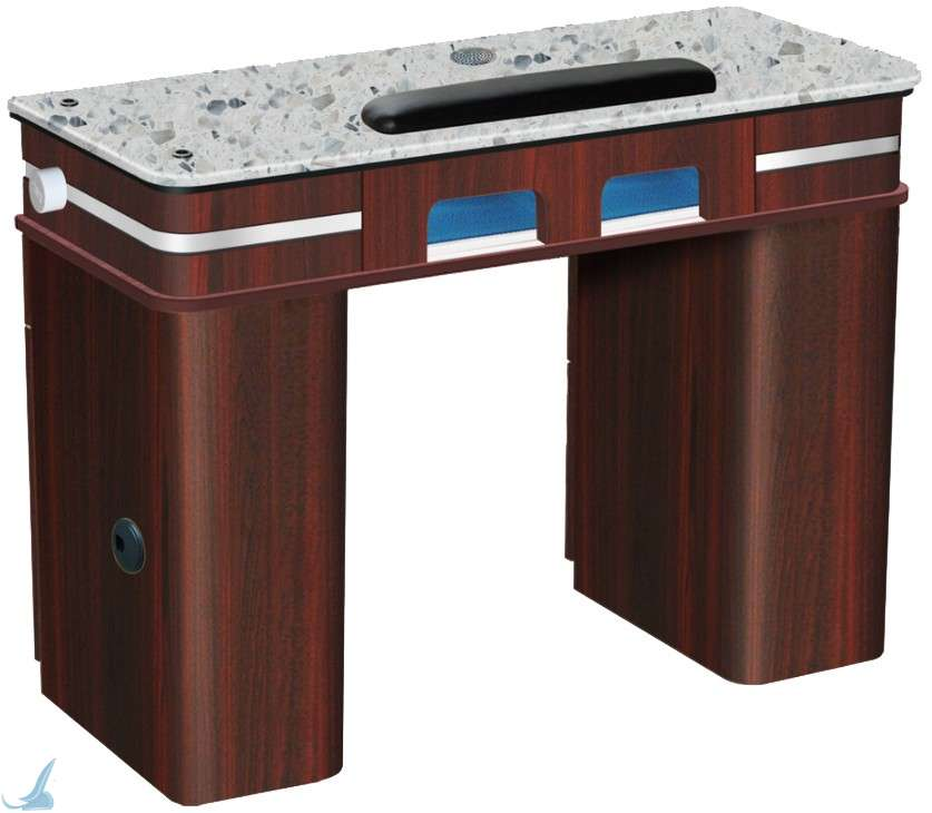 Nail Table With Vent Pipe